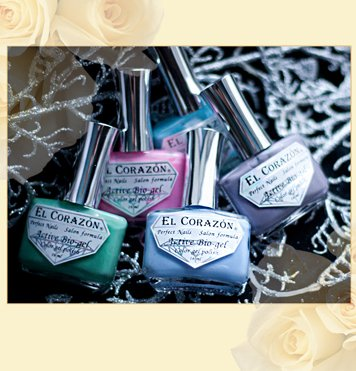 el corazon jelly, биогель Эль Коразон, EL Corazon Active Bio-gel Color gel polish