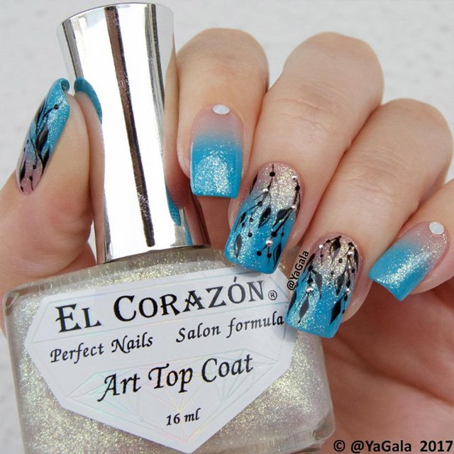 EL Corazon Art Top Coat 421/28