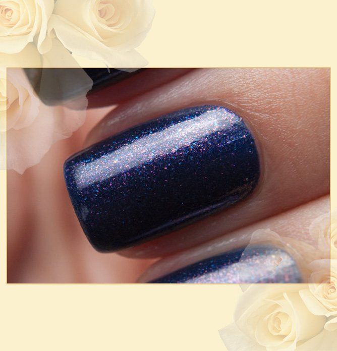 EL Corazon Active Bio-gel Color gel polish Magic №423/579 Magic of night city