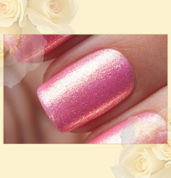 EL Corazon Active Bio-gel Color gel polish Magic №423/563 Magic rosebud