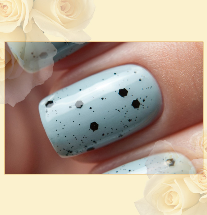 EL Corazon Art Top Coat 421/4 Quail egg