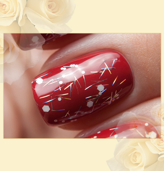 EL Corazon Art Top Coat 421/12 Dreams about marriage