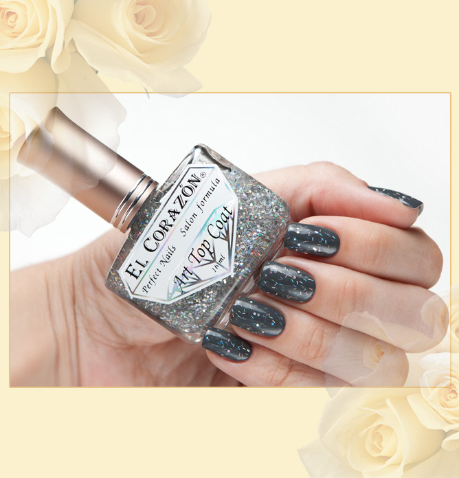 EL Corazon Art Top Coat 421/14 Winter: sunny day