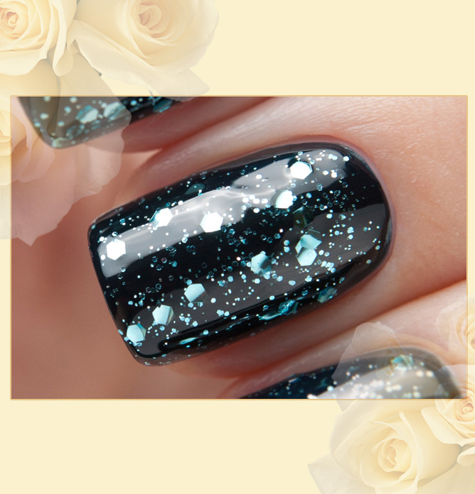 EL Corazon Art Top Coat 421/15 Cinderella's first ball
