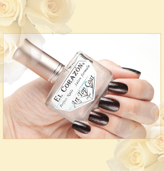 EL Corazon Art Top Coat 421/3 Multi