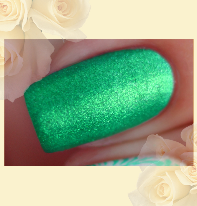 EL Corazon Matte Shine Effect №m&s - 163