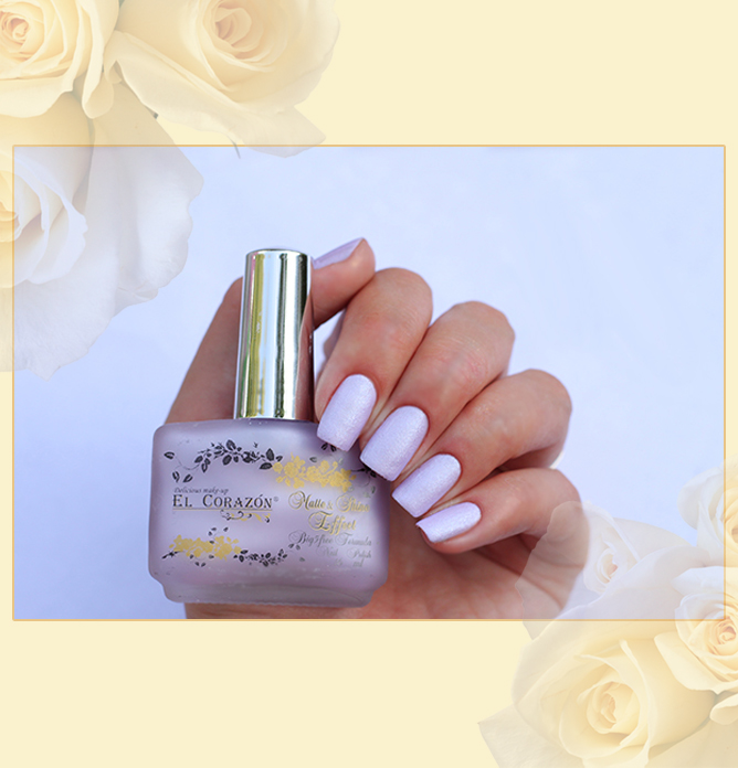 EL Corazon Matte Shine Effect №m&s - 170