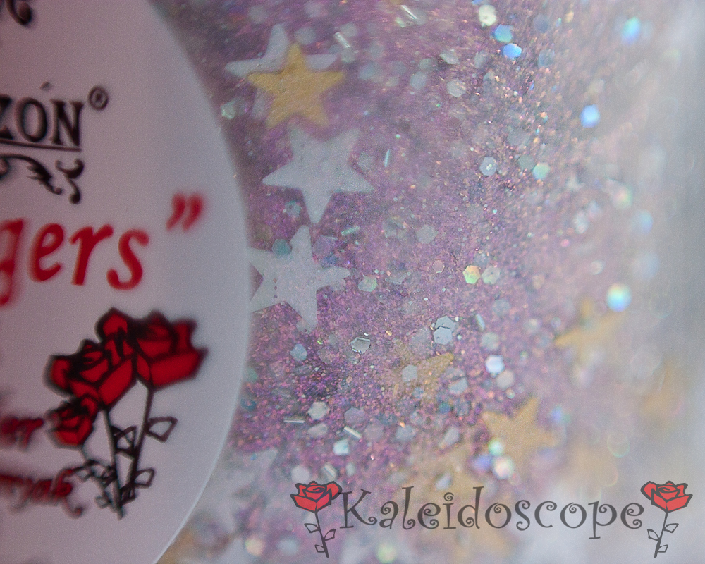 EL Corazon - Kaleidoscope Bloggers №BL-1 Anna Photographer  and  Nailpolishmanyak