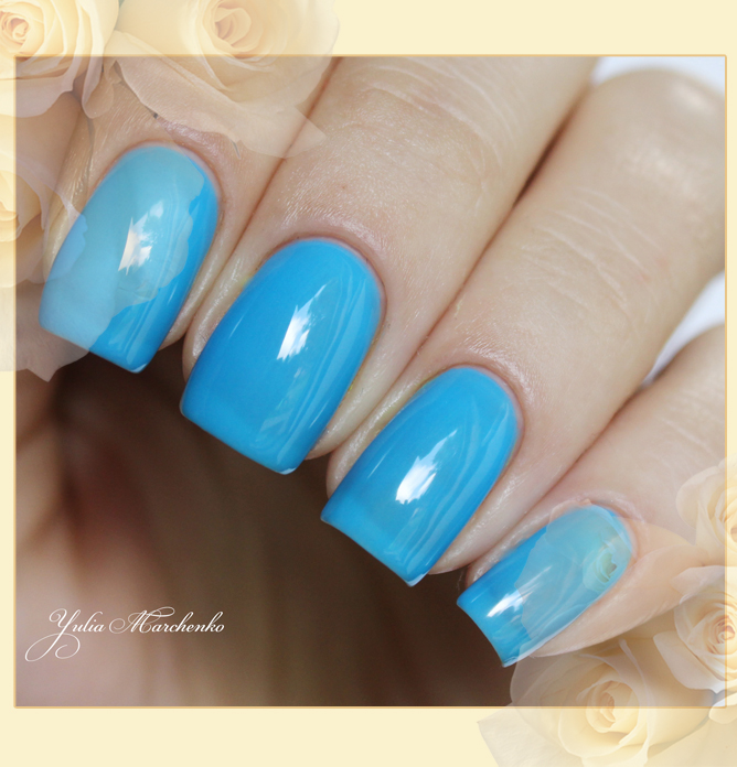 EL Corazon Active Bio-gel Color gel polish Jelly neon №423/252