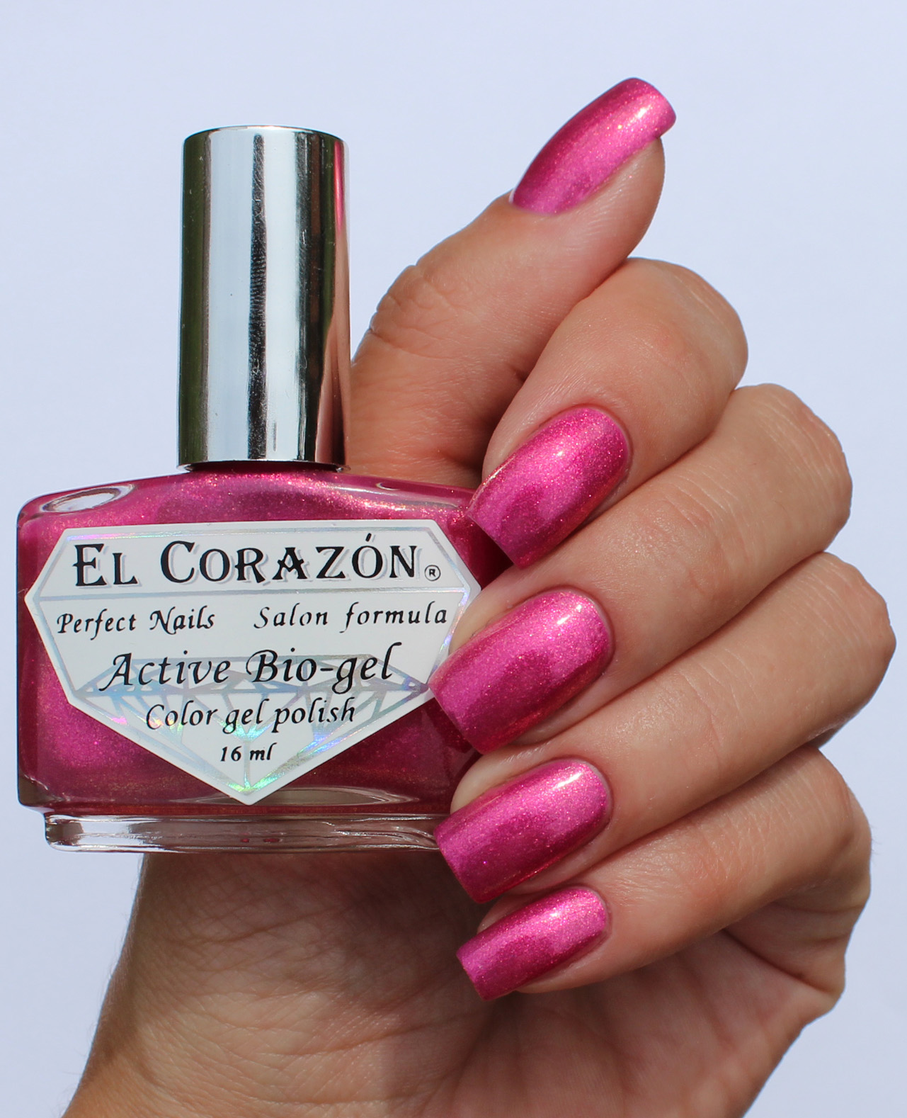 El Corazon Active Bio-gel 423/551 Magic Passion