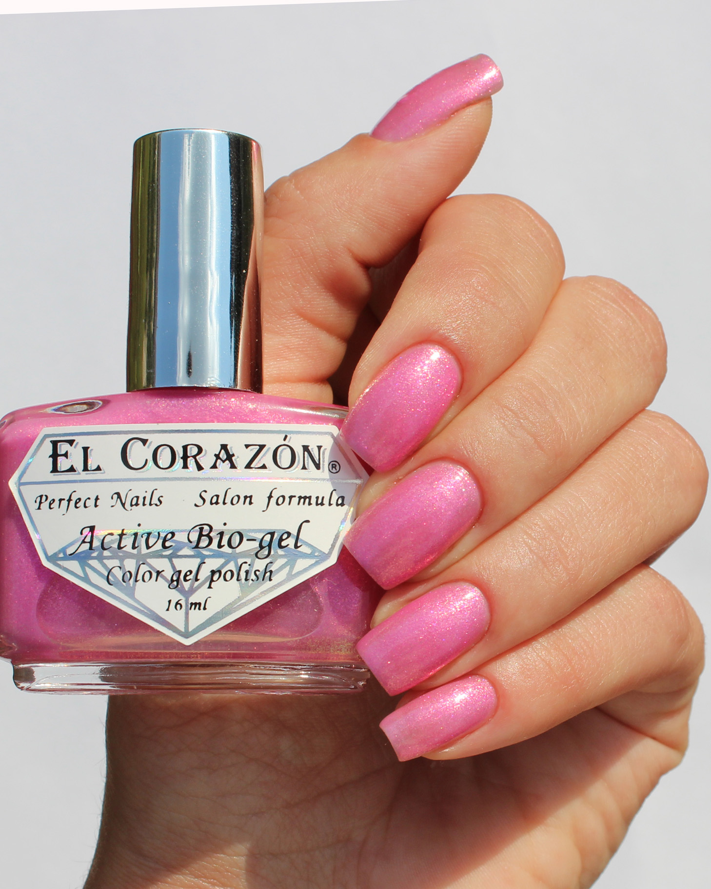 El Corazon Active Bio-gel № 423/553 Magic Charmer
