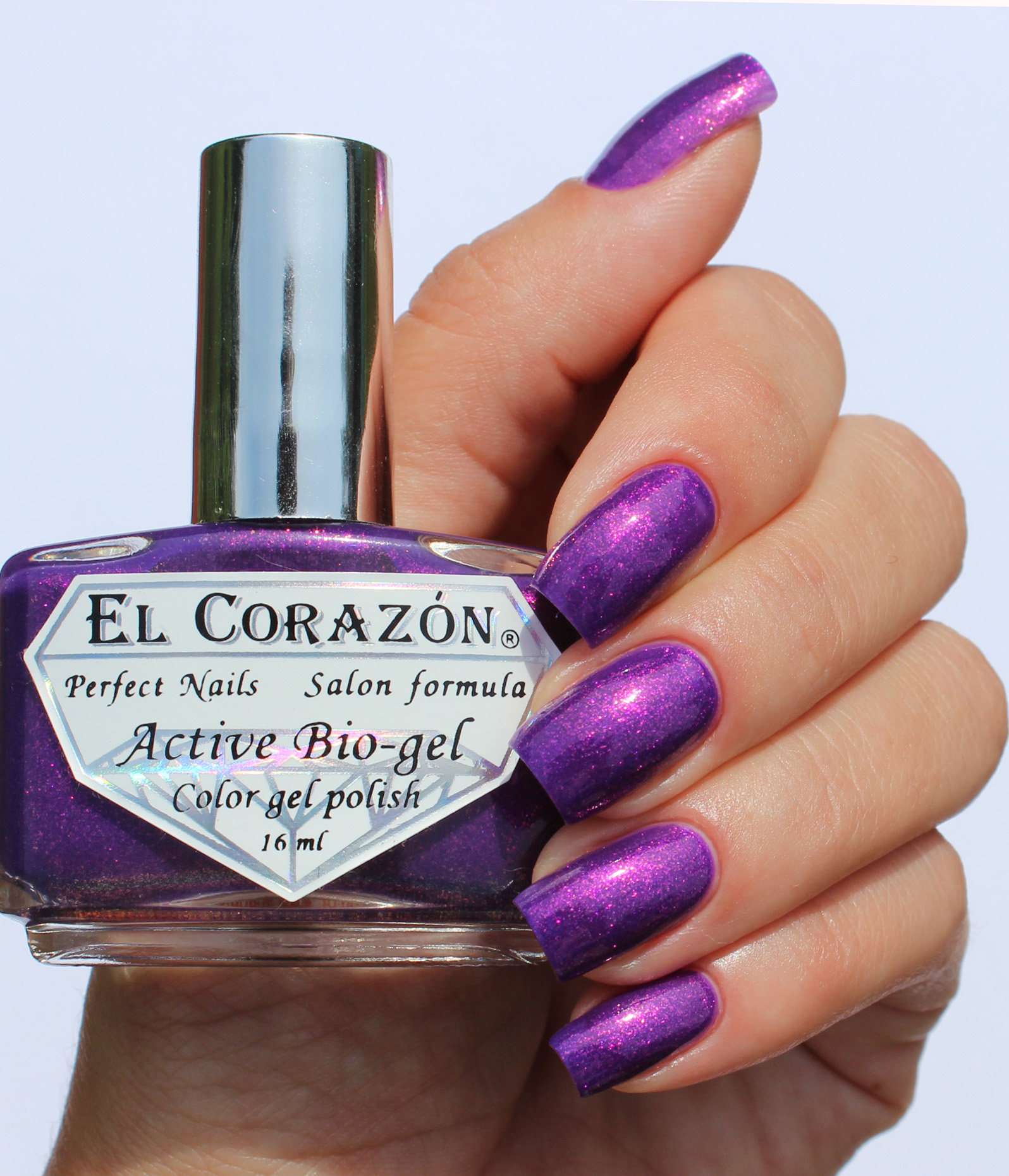 El Corazon Active Bio-gel 423/554 Magic Attraction