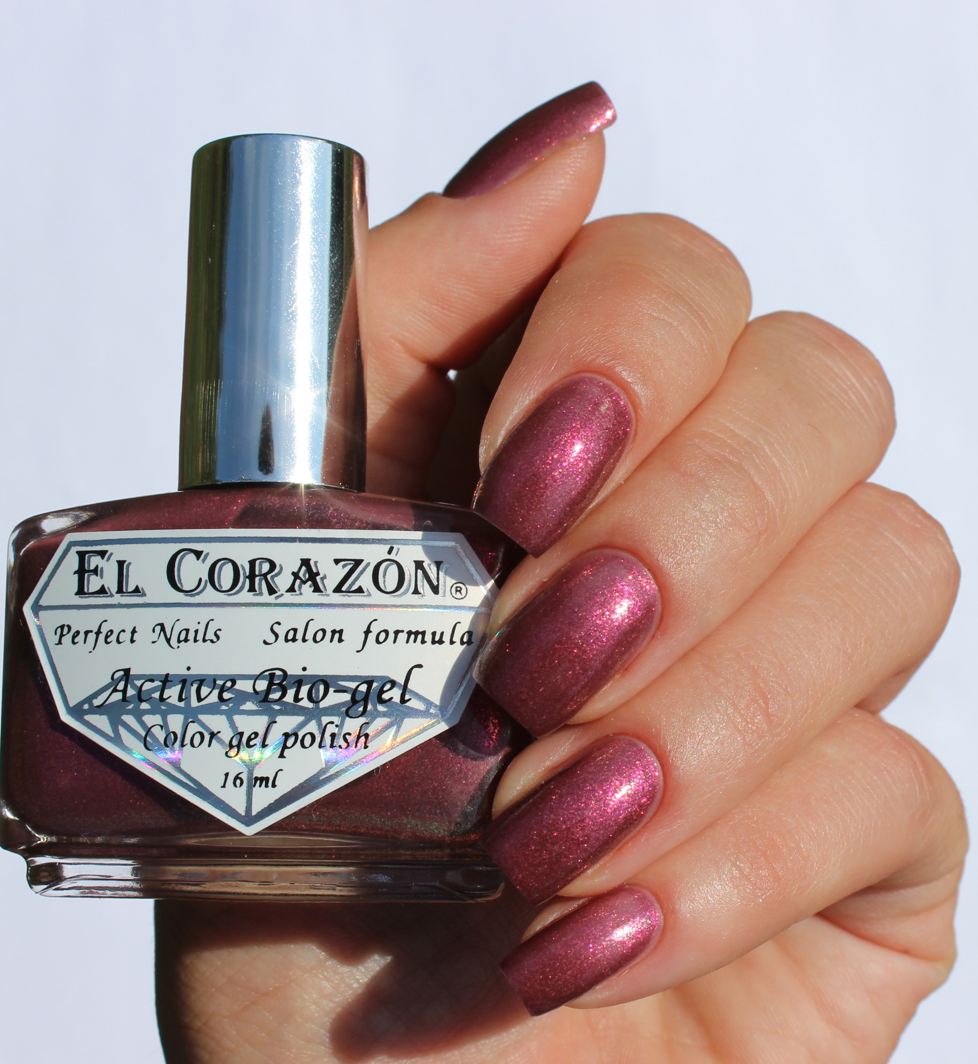 El Corazon Active Bio-gel № 423/555 Magic Evening Fantasy