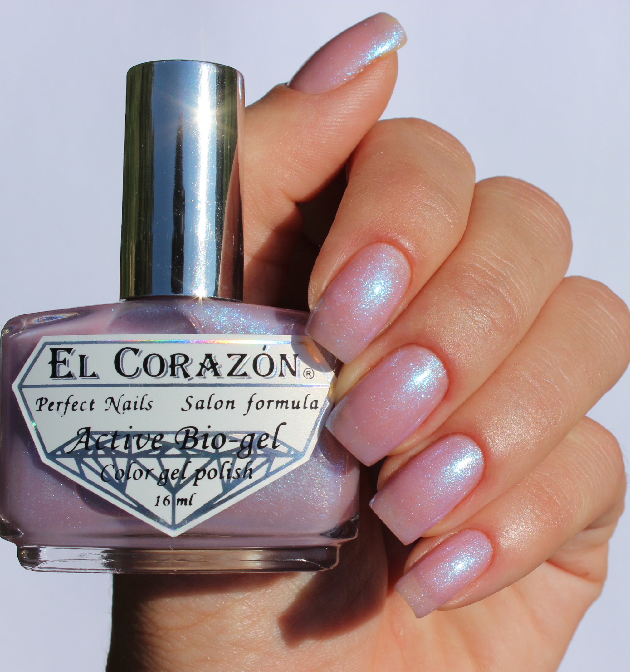 El Corazon Active Bio-gel № 423/557 Magic Smoke