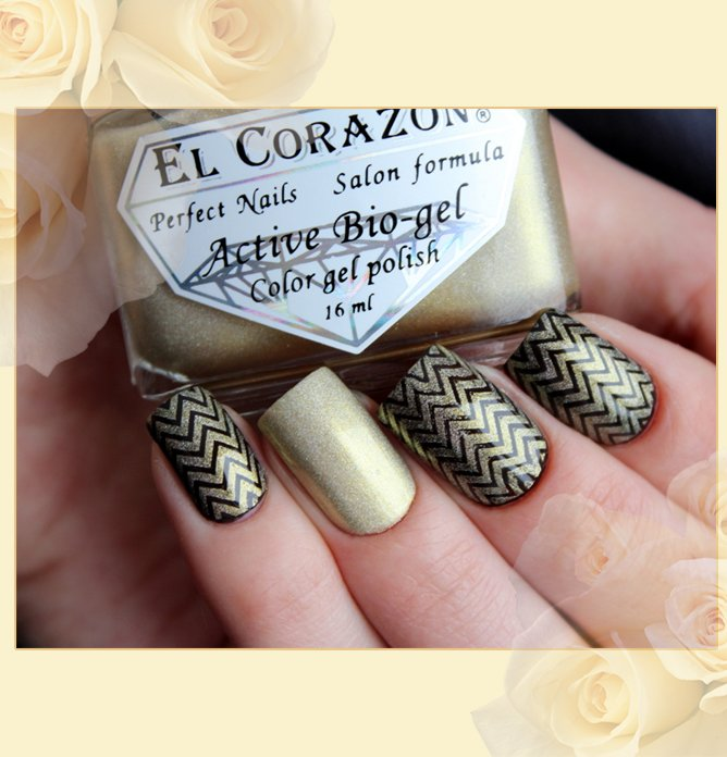 EL Corazon Active Bio-gel Color gel polish 423/38