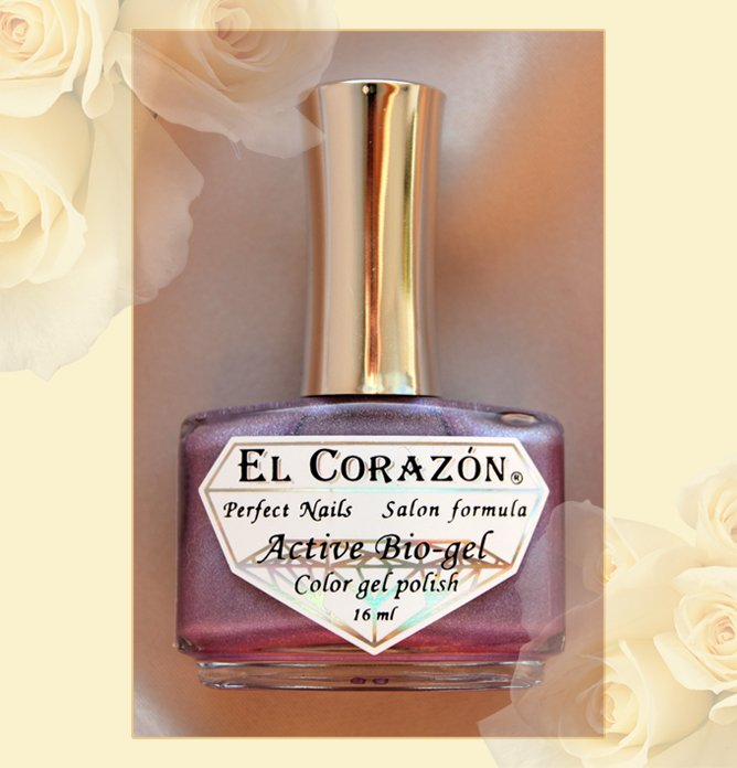 EL Corazon Active Bio-gel Color gel polish 423/40