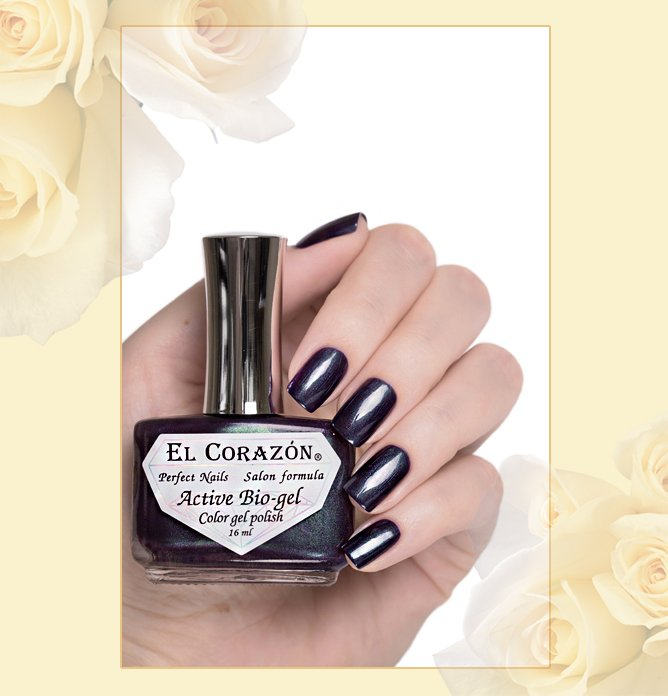 EL Corazon Active Bio-gel Nail Party №423/621