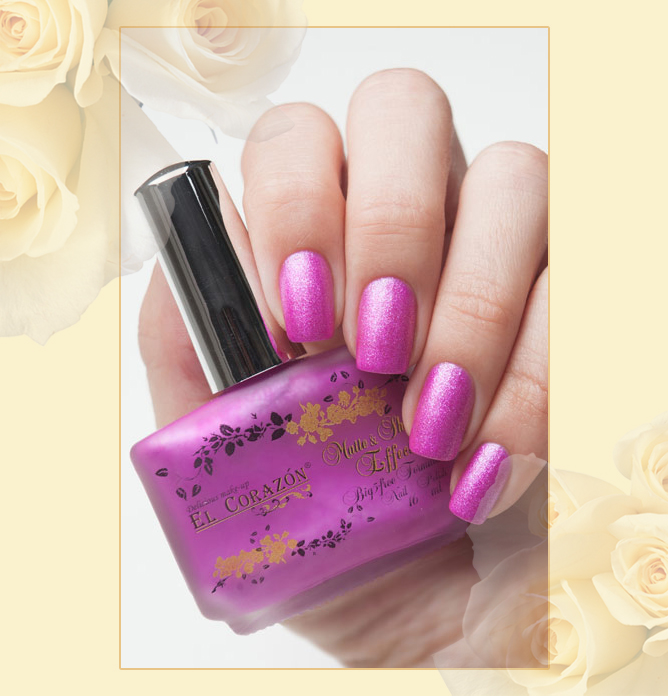 EL Corazon Matte Shine Effect №m&s - 164