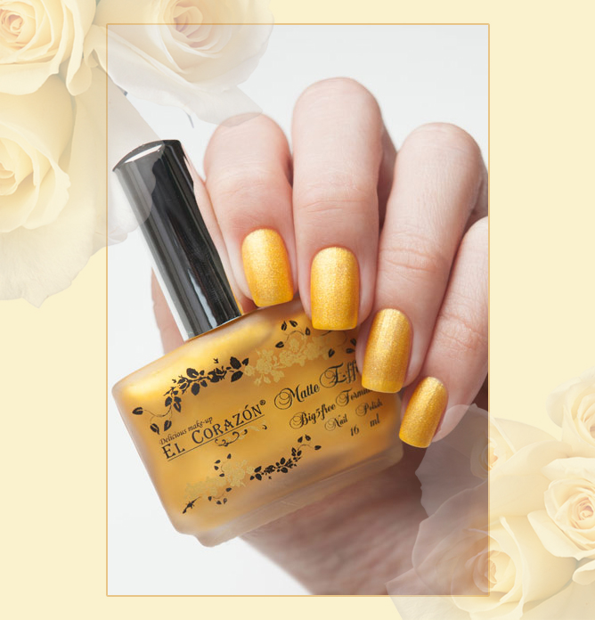 EL Corazon Matte Shine Effect №m&s - 168