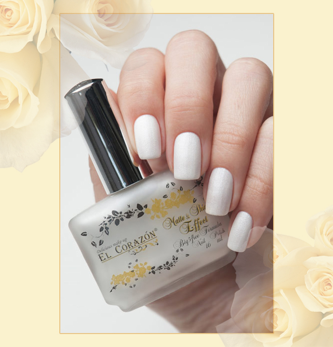 EL Corazon Matte Shine Effect №m&s - 172