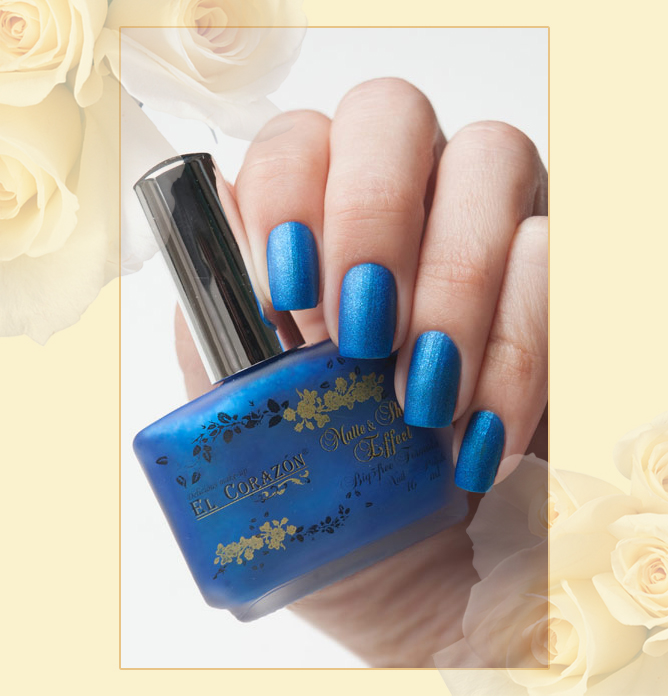 EL Corazon Matte Shine Effect №m&s - 161