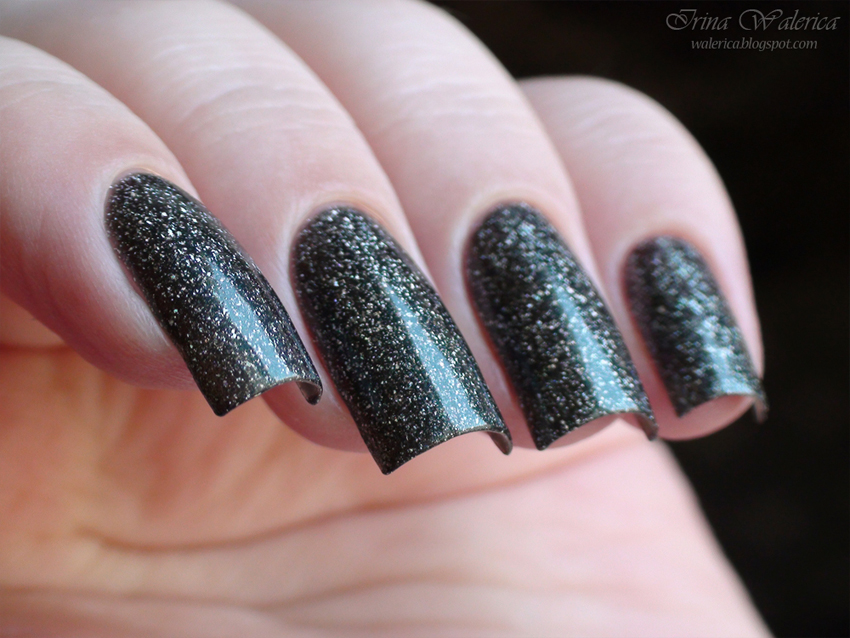 423/456 Gemstones: Black pearl Active Bio-gel Color gel polish EL Corazon