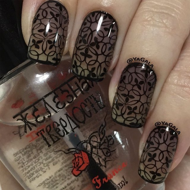 EL Corazon Kaleidoscope Aquarelle tints for nail art and stamping nail art, тинты на ногтях, лак тинт для ногтей