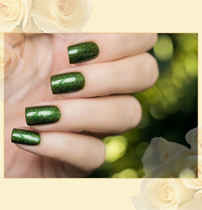 EL Corazon Gemstones, Active Bio-gel Color gel polish EL Corazon Эль Коразон Самоцветы