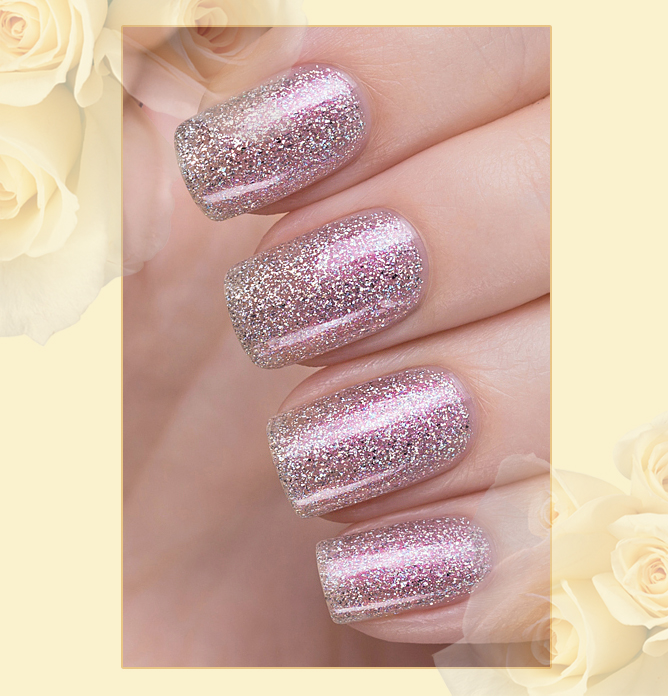 423/466 Gemstones: Alexandrite Active Bio-gel Color gel polish EL Corazon Эль Коразон Самоцветы