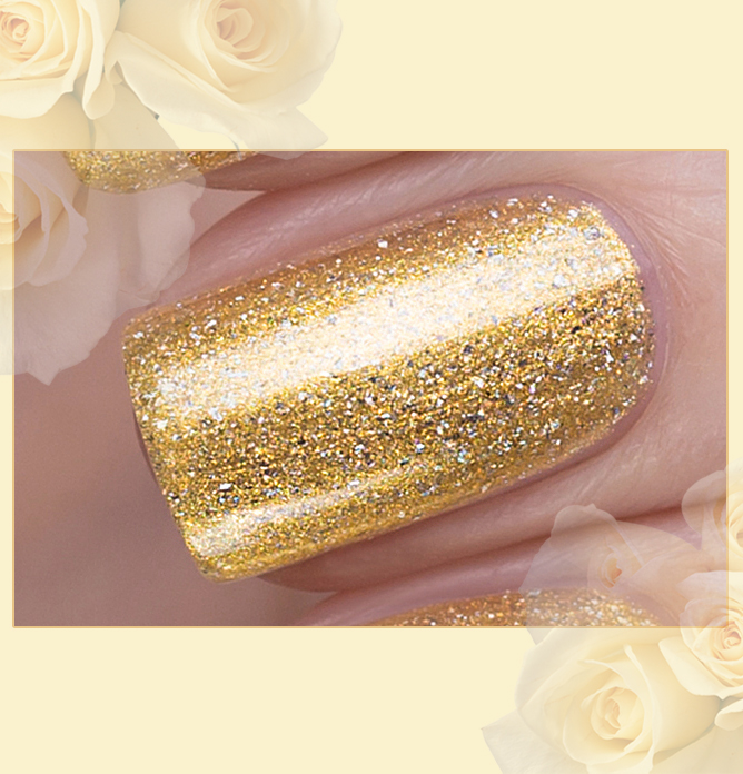 423/467 Gemstones: Citrine Active Bio-gel Color gel polish EL Corazon Эль Коразон Самоцветы