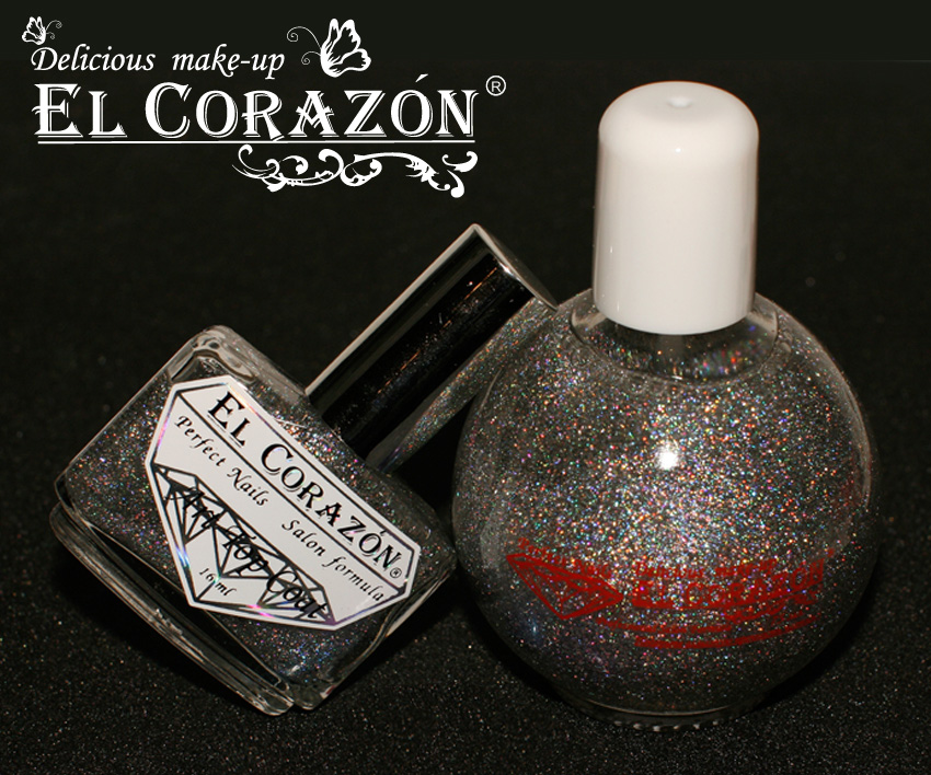 EL Corazon Art Top Coat
