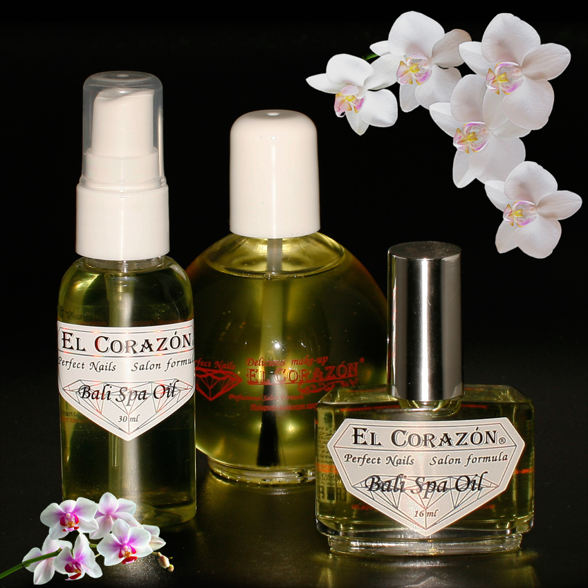 EL Corazon 428 Bali Spa Oil