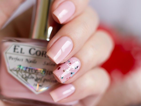 EL Corazon Active Bio-gel Color gel polish, Эль Коразон био-гель