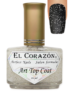 EL Corazon 421-10 (snow happiness)   Art Top Coat
