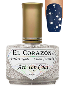 EL Corazon 421-11 (dreams in dotty)  Art Top Coat