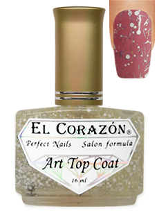 EL Corazon 421-12 Dreams about marriage  Art Top Coat