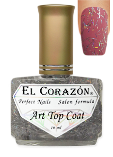 EL Corazon 421-13 Blind rainbow rain  Art Top Coat