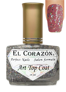 EL Corazon 421-14 (Winter: sunny day)   Art Top Coat