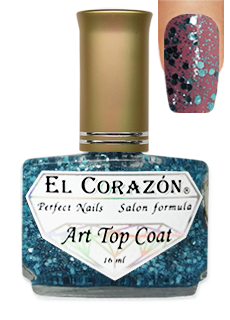 EL Corazon 421-15 (Cinderella's first ball)  Art Top Coat