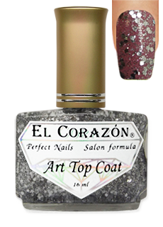 EL Corazon 421-16 (Drops of dew)  Art Top Coat