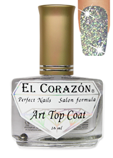 EL Corazon 421-2 (золото)  Art Top Coat