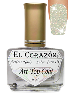EL Corazon 421-3 (мульти)  Art Top Coat