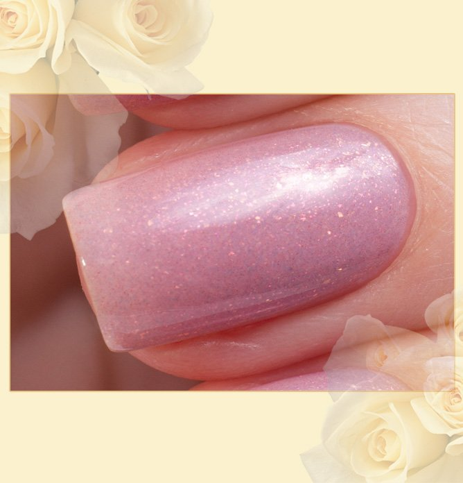 EL Corazon Active Bio-gel Color gel polish Shimmer № 423/4