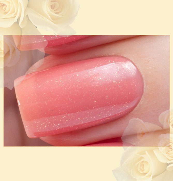 EL Corazon Active Bio-gel Color gel polish Shimmer № 423/8