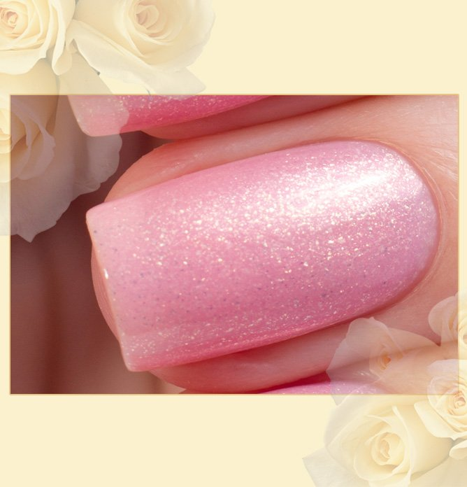 EL Corazon Active Bio-gel Color gel polish Shimmer № 423/3