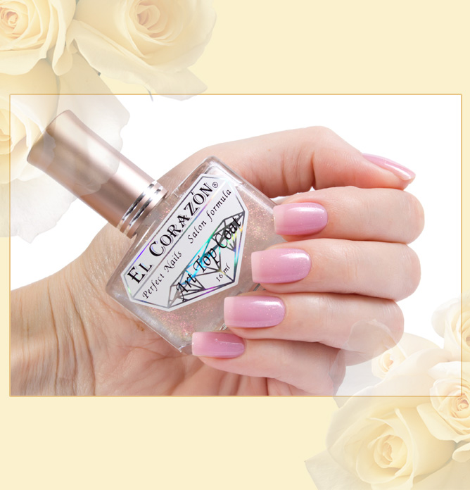 El Corazon Art Top Coat №421-3 (мульти)