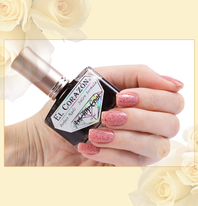 El Corazon Art Top Coat №421-5 (dalmatian-далматинец )